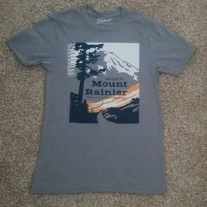 NWT The Landmark Project Mount Rainier Tee